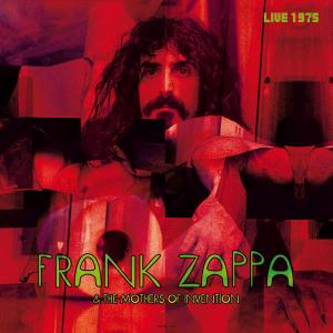 Frank Zappa & The Mothers Of Invention: Live In Vancouver 1975 - Cover