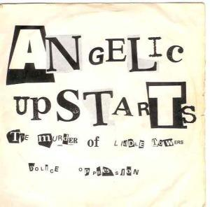 Angelic Upstarts: Murder Of Little Towers, The - Cover