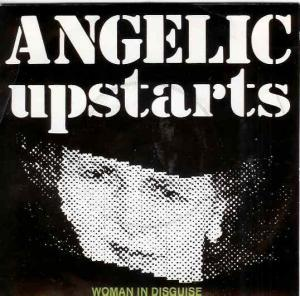 Angelic Upstarts: Woman In Disguise - Cover