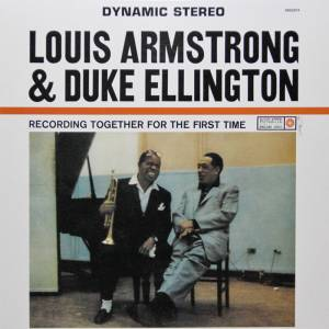 Cover - Louis Armstrong & Duke Ellington: Together For The First Time