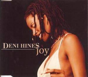 Cover - Deni Hines: Joy