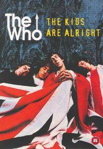 The Who: Kids Are Alright, The - Cover