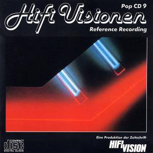 Hifi Visionen Pop-CD 09 - Cover
