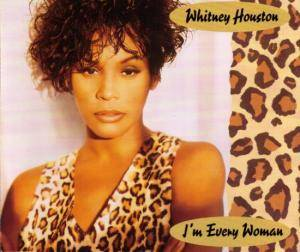 Whitney Houston: I'm Every Woman - Cover
