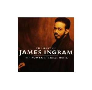 Cover - James Ingram: Power Of Great Music, The