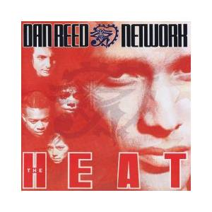 Cover - Dan Reed Network: Heat, The