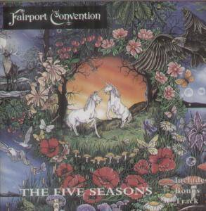 Fairport Convention: Five Seasons, The - Cover