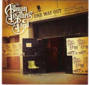 The Allman Brothers Band: One Way Out - Live At The Beacon Theatre - Cover