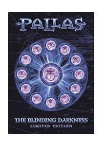 Pallas: Blinding Darkness, The - Cover