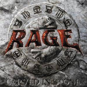 Rage: Carved In Stone - Cover
