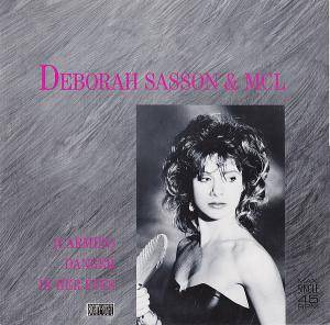 Deborah Sasson & MCL: (Carmen) Danger In Her Eyes - Cover