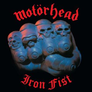 Motörhead: Iron Fist - Cover