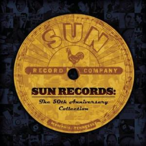 Sun Records: The 50th Anniversary Collection - Cover