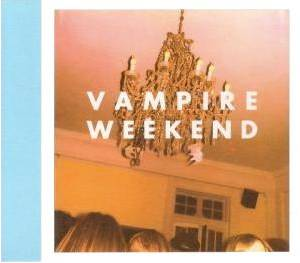 Vampire Weekend: Vampire Weekend - Cover