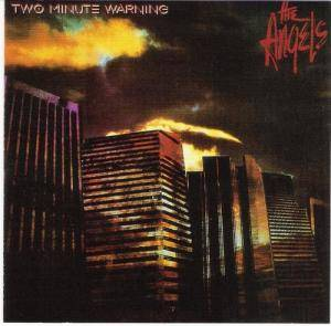 Cover - Angels, The: Two Minute Warning