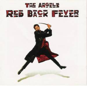 The Angels: Red Back Fever - Cover