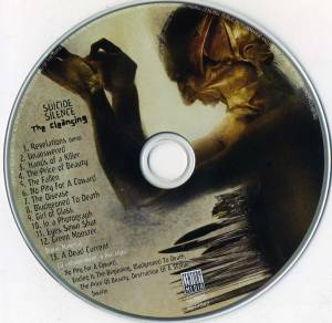 Suicide Silence: The Cleansing (CD) - Bild 3