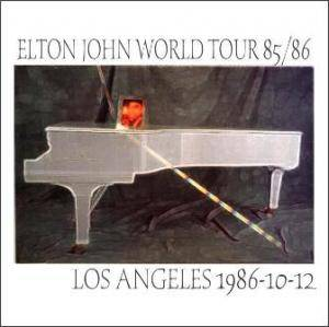 Cover - Elton John: Live In Los Angeles, California 1986