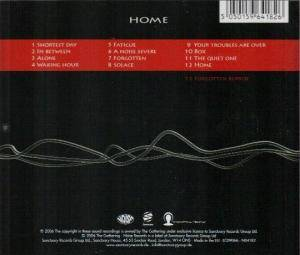 The Gathering: Home (CD) - Bild 2