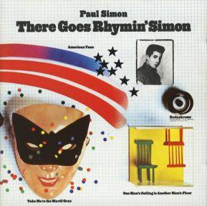 Paul Simon: There Goes Rhymin' Simon - Cover