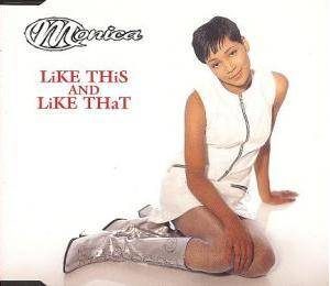 Cover - Monica: Like This And Like That