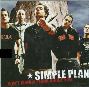 Cover - Simple Plan: Don't Wanna Think About You