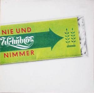 Wolfgang Ambros: Nie Und Nimmer - Cover