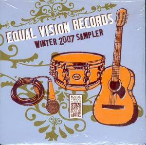 Cover - Action Action: Equal Vision Records - Winter 2007 Sampler