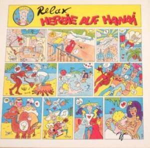 Cover - Relax: Herbie Auf Hawaii