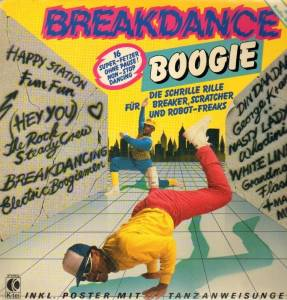 Cover - C.O.D.: Breakdance Boogie
