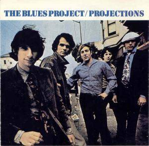 The Blues Project: Projections - Cover