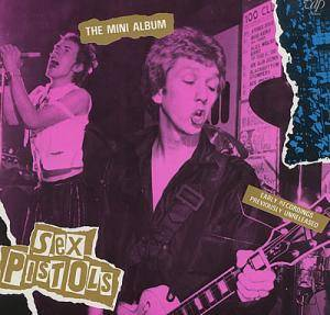 Sex Pistols: Mini Album, The - Cover