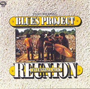 The Blues Project: Reunion In Central Park - Cover