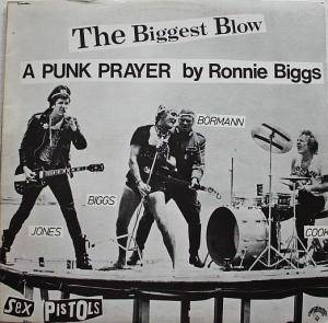 Cover - Sex Pistols: Biggest Blow, The
