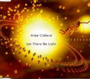 Mike Oldfield: Let There Be Light - Cover