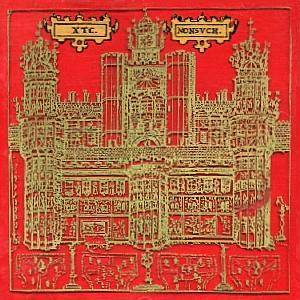 Cover - XTC: Nonsuch