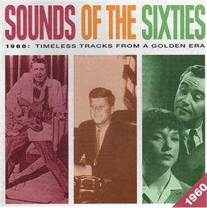 Cover - John Barry: Sounds of the Sixties - 1960: Timeless Tracks From a Golden Era