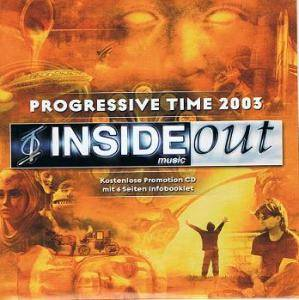 Cover - Conspiracy: Inside Out Music - Progressive Time 2003