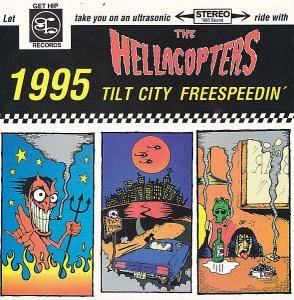 The Hellacopters: 1995 - Cover