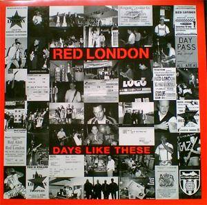 Cover - Red London: Days Like These