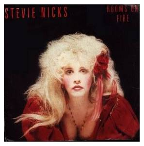 Stevie Nicks: Rooms On Fire - Cover