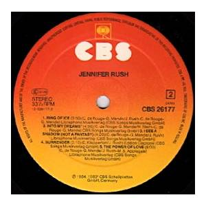 Jennifer Rush: Jennifer Rush (LP) - Bild 4