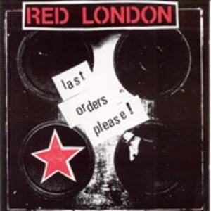 Cover - Red London: Last Orders Please!