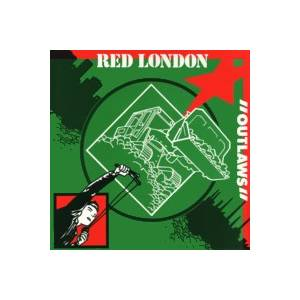Cover - Red London: Outlaws