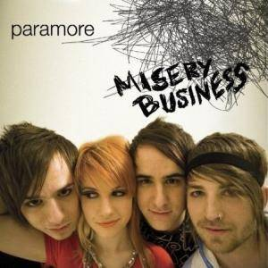 Paramore: Misery Business - Cover