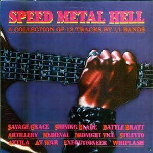 Cover - Executioner: Speed Metal Hell