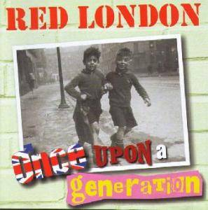 Cover - Red London: Once Upon A Generation