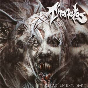 Thanatos: Undead.Unholy.Divine - Cover
