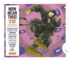 Word Magazine 059 - Now Hear This! (The Best Of 2007) - Cover