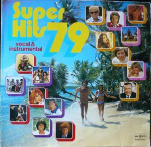 Super Hits 79 - Cover